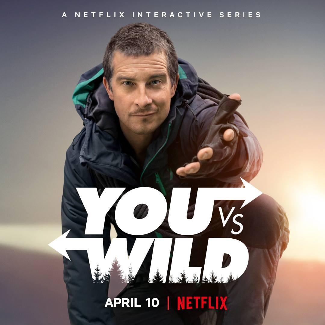 You vs WIld igrifikacija v TV serijah