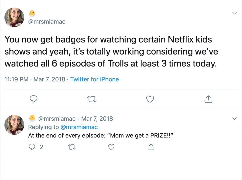 odzivi na Netflix igrificirane vsebine