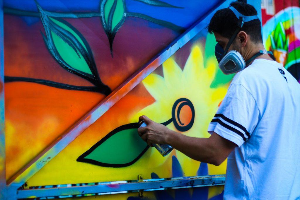 Grafiti delavnica - Escapebox