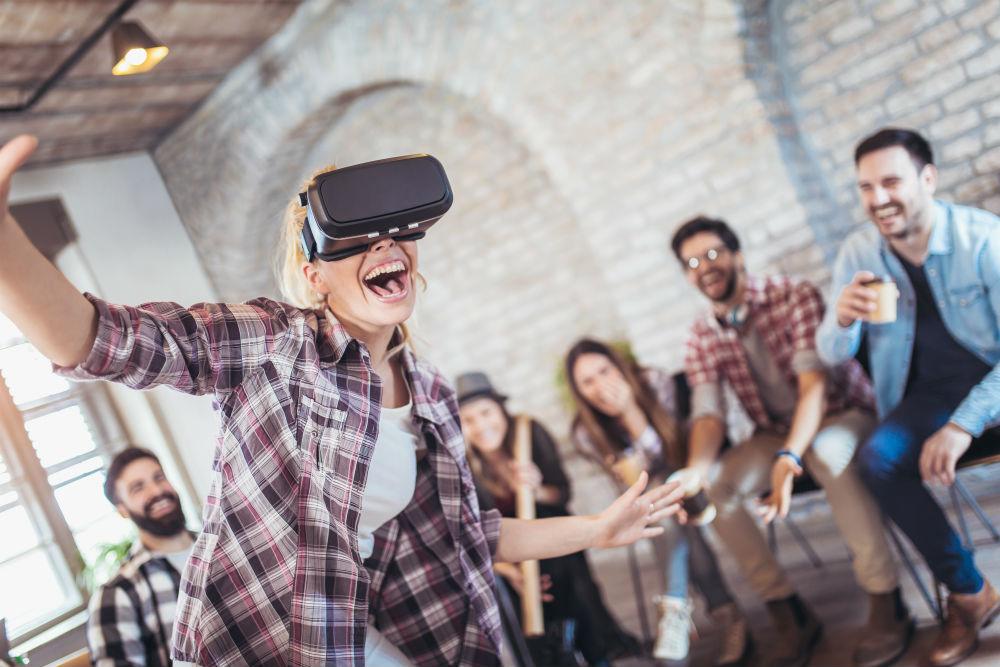 VR očala in oprema