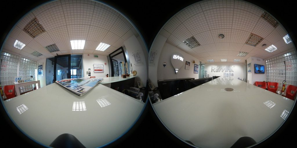 VR očala, oprema in tehnologija