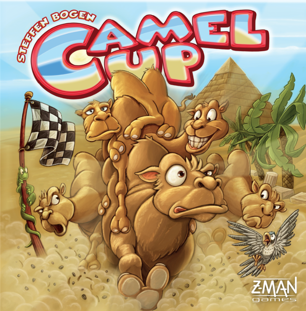 namizne igre-camel-up