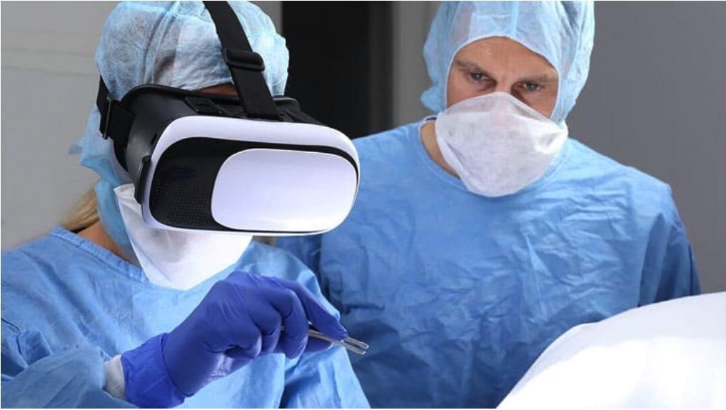 vr tehnologija v medicini
