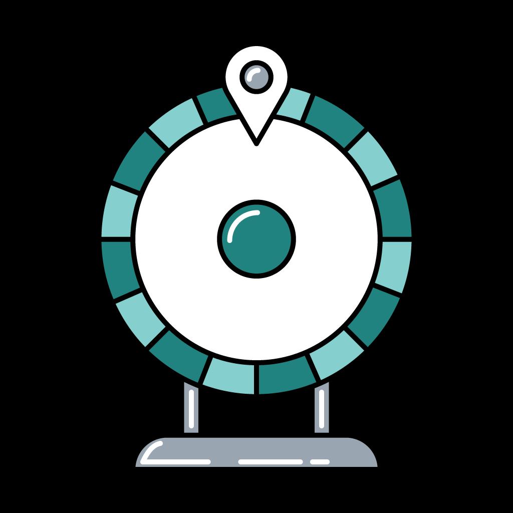 Escapebox kolo sreče (sin wheel)